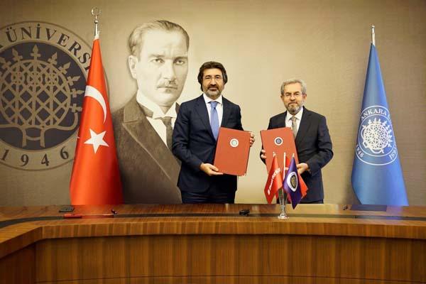 Ziraat Bankası ve Ankara Üniversitesi'ndenfinansal eğitim alanında önemli iş birliği