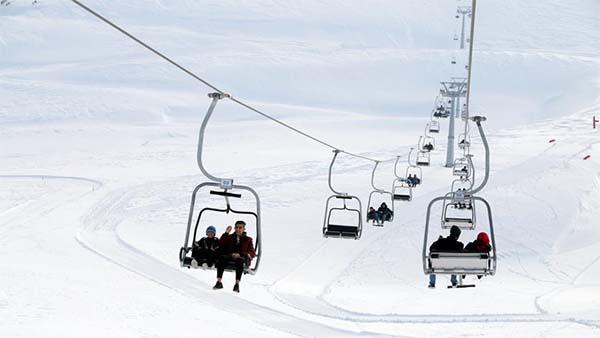 Dondurma diyarı kış turizminde de iddialı