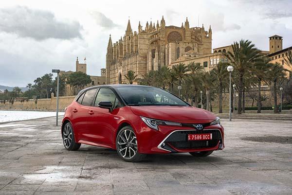 Toyota Avrupa ve Türkiye'de büyüdü