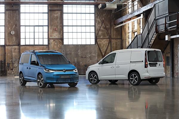 5. Nesil VW Caddy yüzde 100 yenilendi