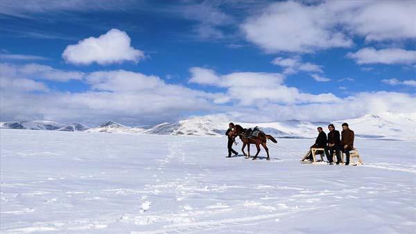 Doğu'nun 'saklı cenneti' kış festivaliyle Çıldır'ı aratmayacak