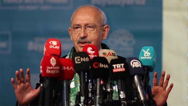 Kılıçdaroğlu: Birlikten ve beraberlikten yanayız