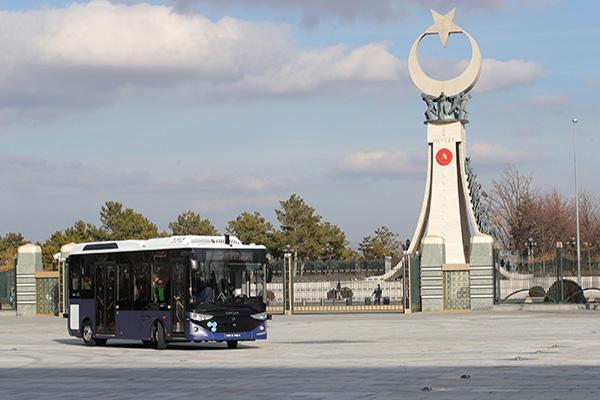 Karsan'ın geleceği otonom ve elektrikte