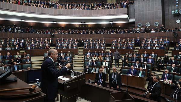 Cumhurbaşkanı Erdoğan: Gizli saklı hiçbir CHP'li yanımıza gelmedi