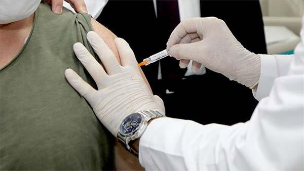 Aşı, Kovid-19 vaka sayılarını tersine çevirecek