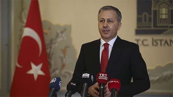 İstanbul Valisi Yerlikaya'dan '48 saat hiç çıkma' çağrısı