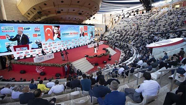 CHP'nin PM'nin resmi sonuçları belli oldu