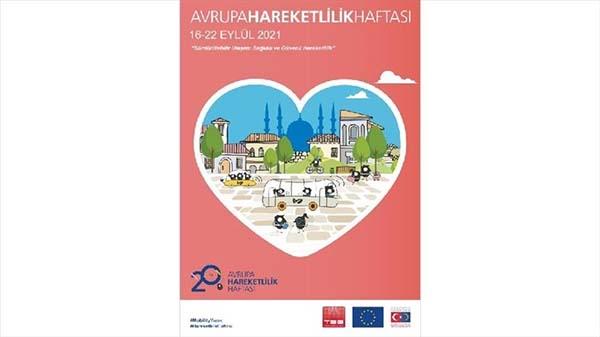Avrupa Hareketlilik Haftası'nın 2021 yılı tanıtım toplantısı yapıldı