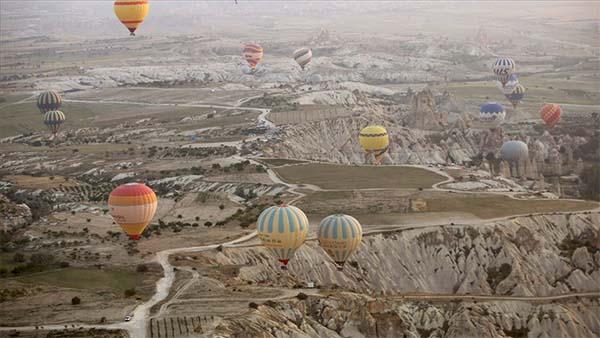 Kapadokya Alan Komisyonu Yönetmeliği yayımlandı