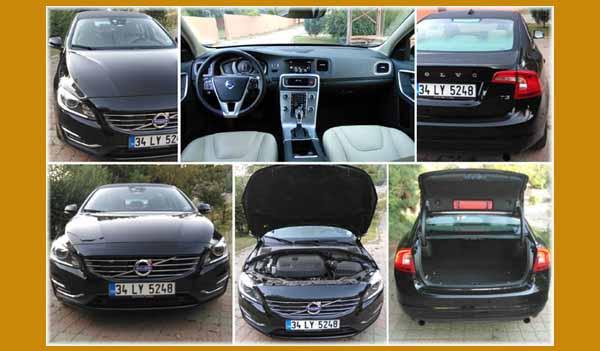 TEST: VOLVO S60 ADVANCE T3 - Otomotiv haberleri