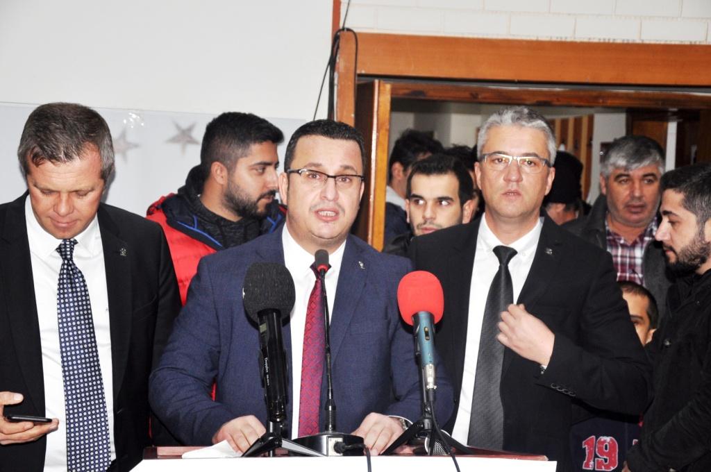Mehmet Kanar Aday Adaylığı İçin İstifa Etti