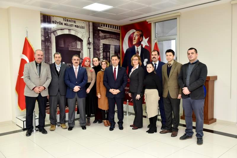 Mustafa Masatlı Ardahan'a Uğurlandı