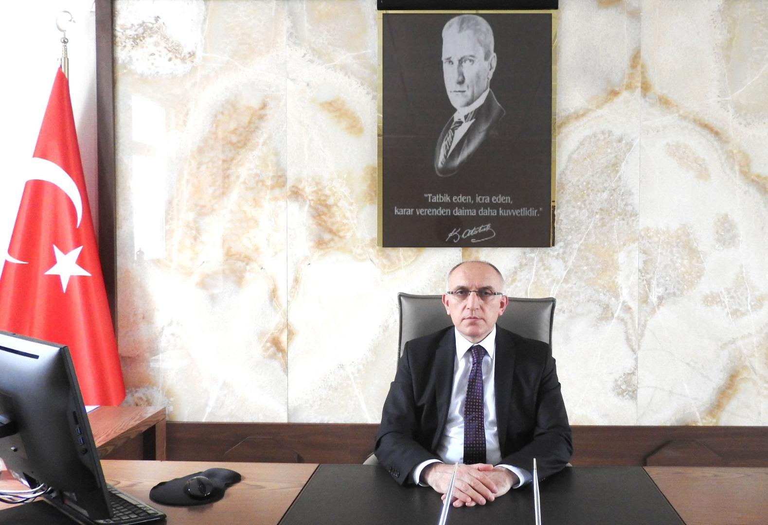Mehmet Zeki Koçberber Göreve Başladı