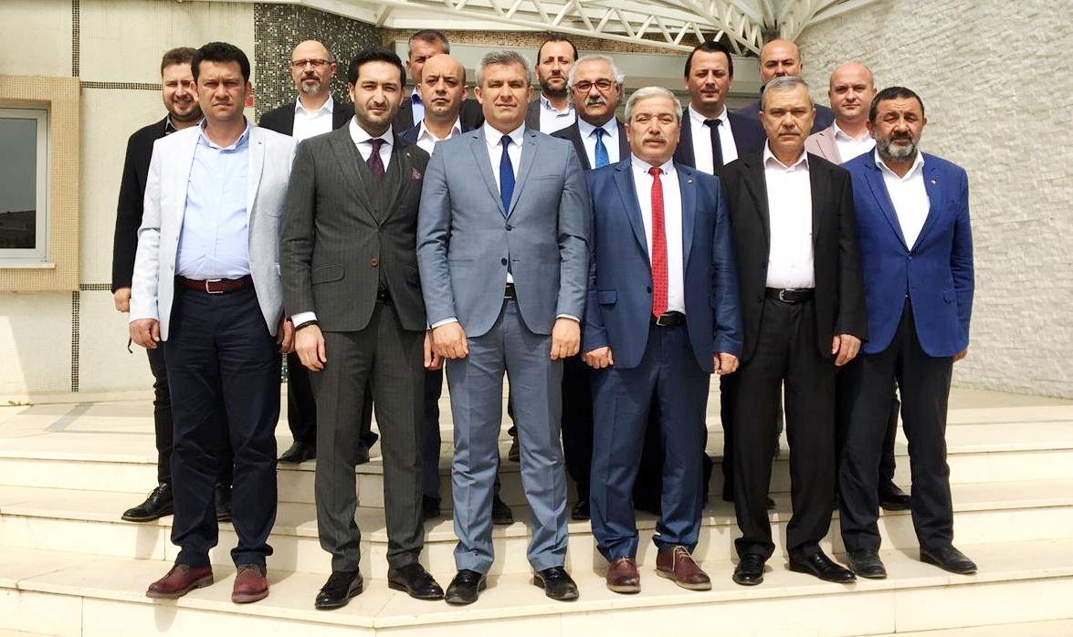 TSO Başkan ve Yönetim Kurulu Belirlendi