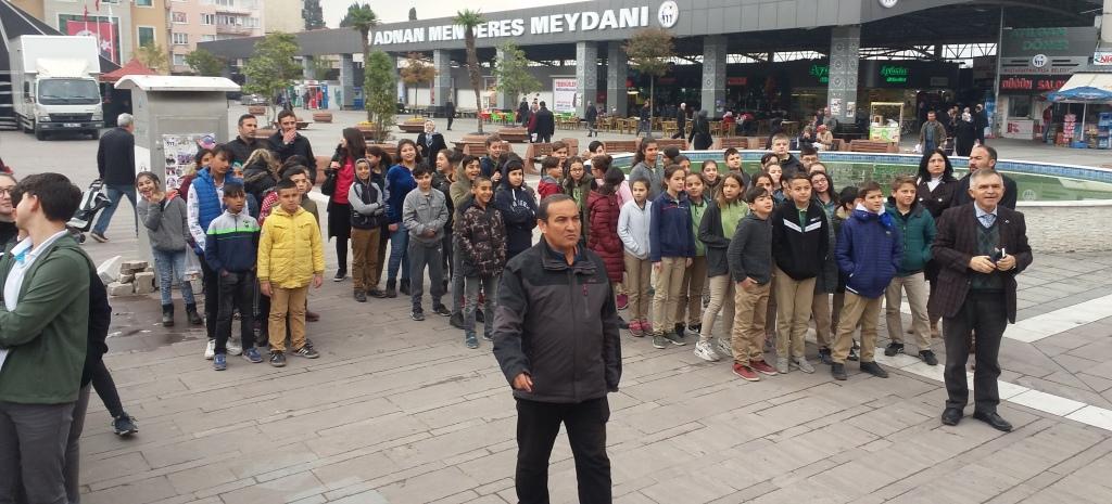 AFAD'tan Öğrencilere Deprem Eğitimi
