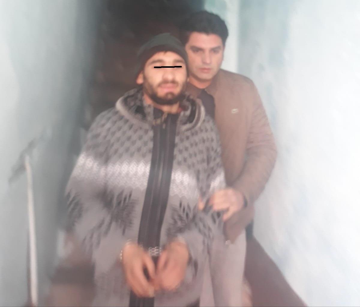 Katil Zanlısı Metruk Binada Kıskıvrak Yakalandı