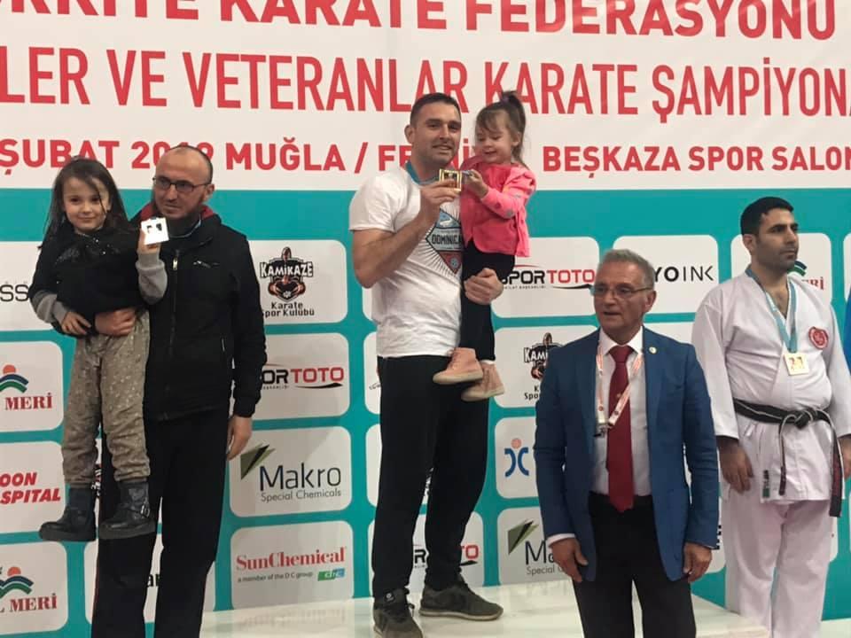Eşsiz Türkiye Şampiyonu Oldu