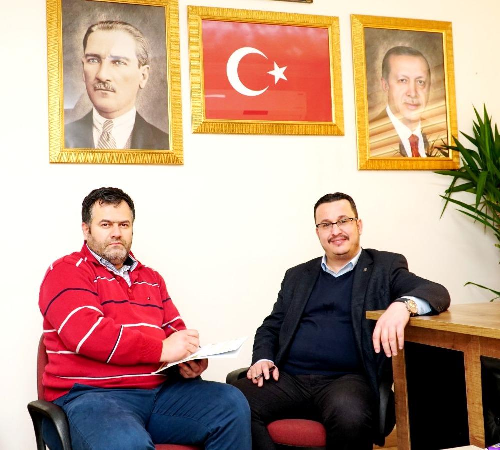 Mehmet Kanar Gazetemize Önemli Açıklamalar Yaptı