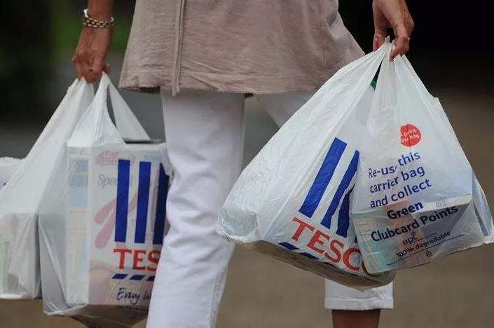Güney Amerikada bir ilk: Şilide plastik poşet kullanımı yasaklandı 97
