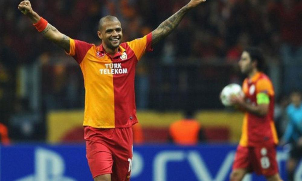 Felipe Melo Galatasaray''a dönmeye hazır