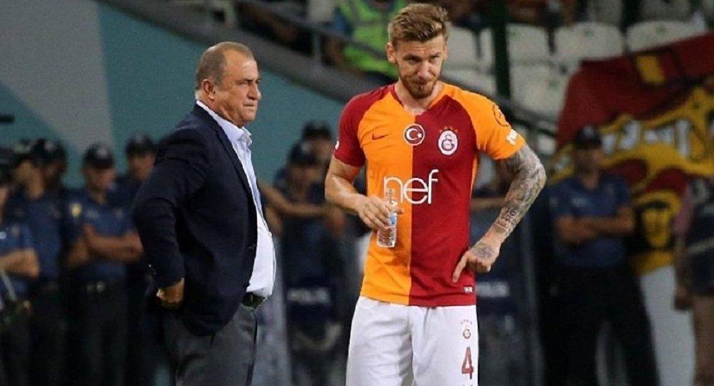 Serdar Aziz''den transfer açıklaması