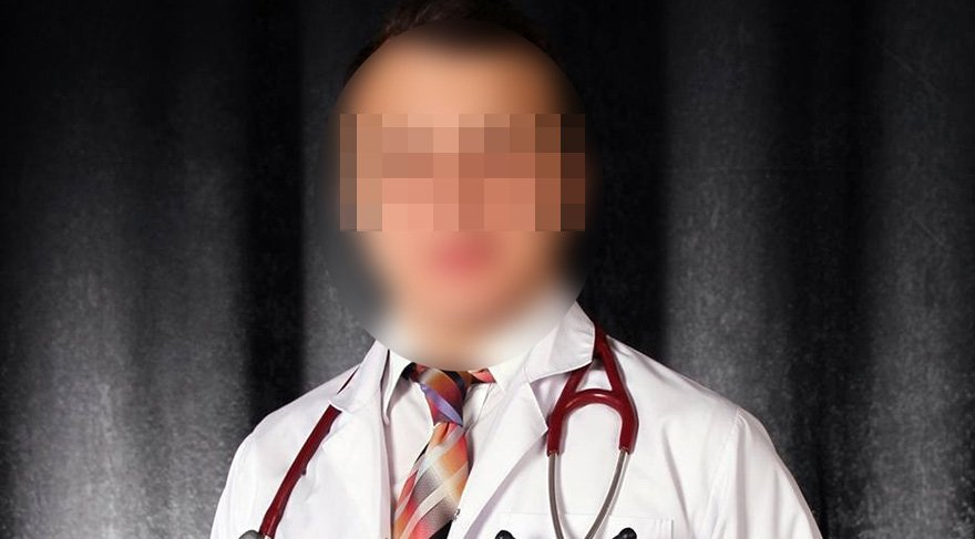 Hastaların muayene görüntülerini çeken doktor gözaltına alındı
