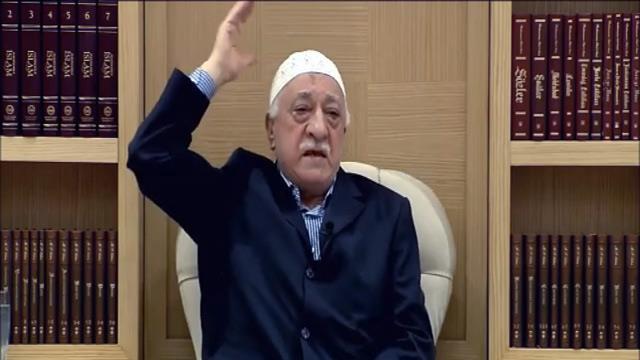 ''Fethullah Gülen ve Mehmet Şevket Eygi Özel Harp Dairesi elemanıydı''