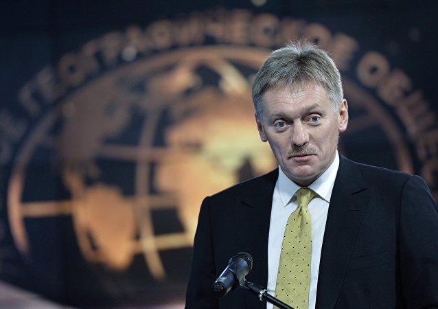 Kremlin Sözcüsü: Rusya'nın Fransa'daki eylemlere olan müdahalesi...