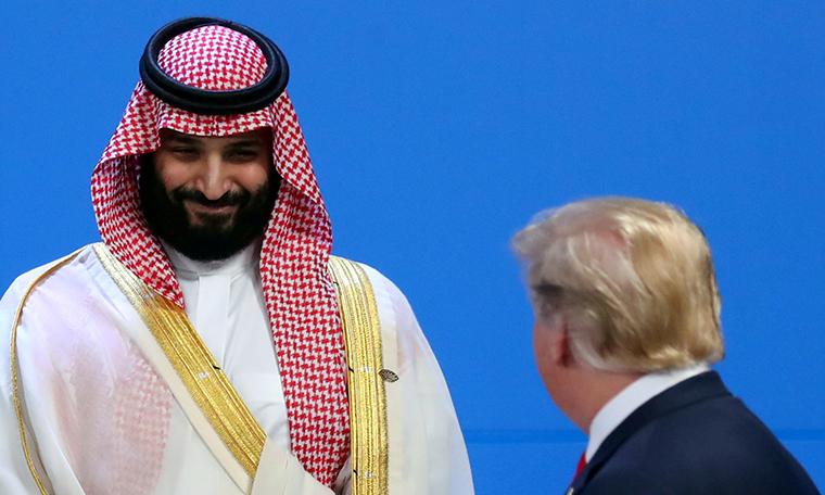 ABD ile Suudi Arabistan, petrol piyasasındaki gelişmeler hakkında görüştü