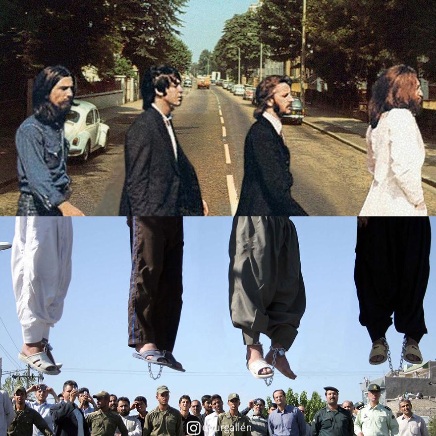 Fotoğraflarla, yeryüzündeki 2 farklı dünya...