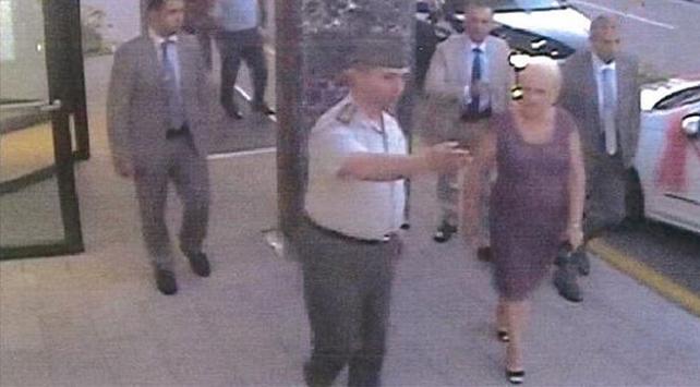 Jandarma eski Genel Komutanı Galip Mendi'nin kaçırılma anı güvenlik kamerasında