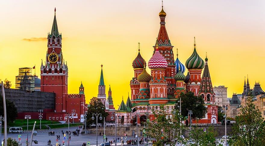 ABD''de Rusya güncellemesi