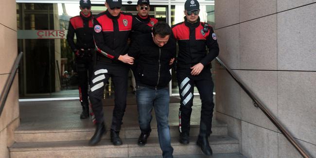Taylandlı turisti taciz eden taksici tutuklandı