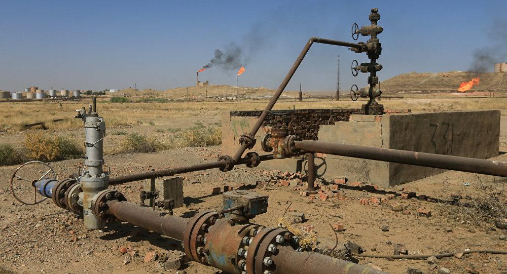 Gaziantep''te Kerkük petrol boru hattına yıldırım düştü: Sızıntı nedeniyle 34 ev tahliye edildi
