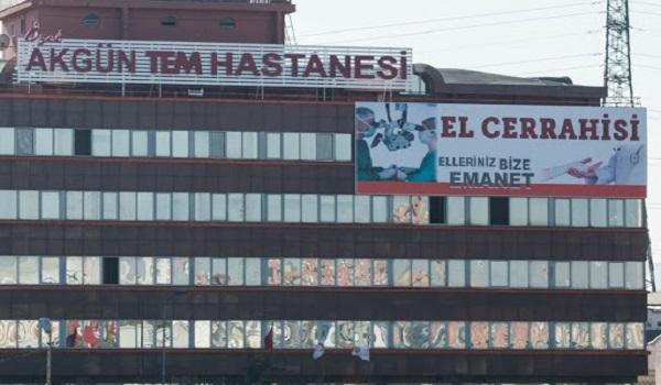 Özel hastane ''ekonomik'' gerekçeyle kapandı... 180 işçi hakları verilmeden işten çıkartıldı!