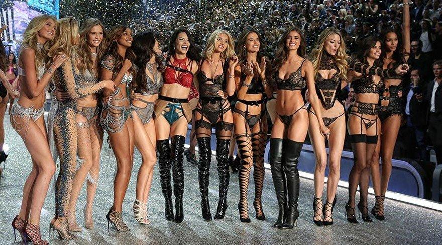 Rihanna''dan Victoria''s Secret yaratıcısına trans ve büyük beden modeller tepkisi
