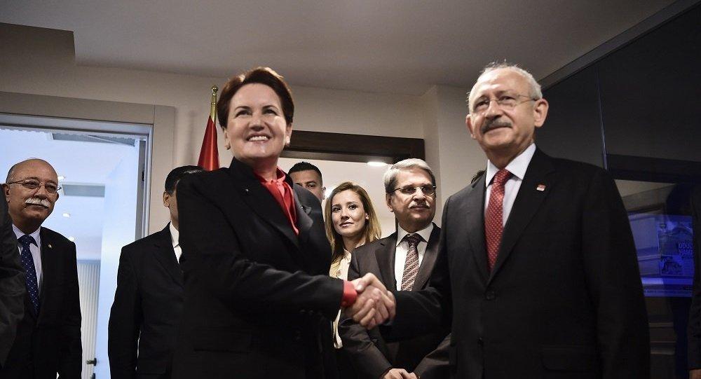 Kılıçdaroğlu''ndan Akşener''e tebrik telefonu