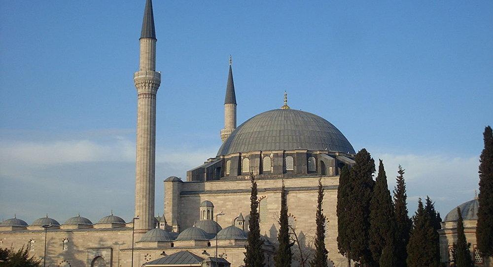 Elektriği kesilen Yavuz Selim Cami''nin aboneliği iptal edildi