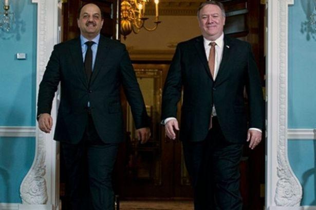 ABD, Katar ile Arap NATO'sunu görüştü