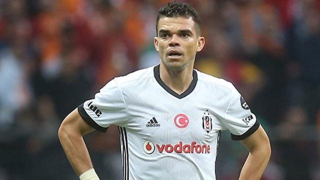Pepe, Beşiktaş ile yollarını ayırdı