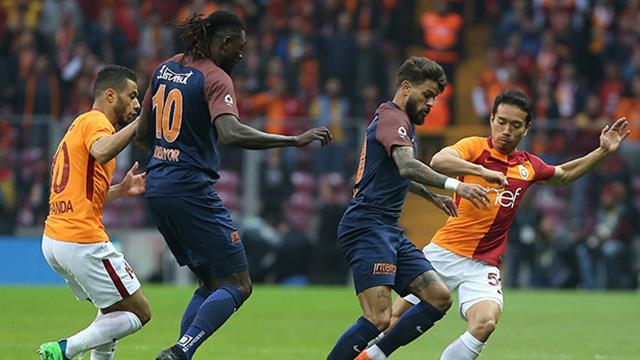 Medipol Başakşehir-Galatasaray maçının ilk 11''leri belli oldu