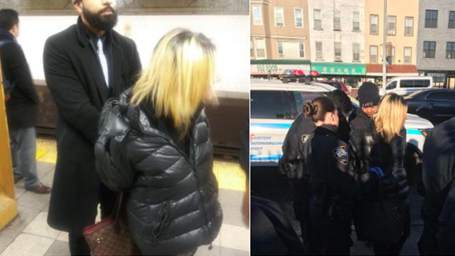 Kimse anlam veremedi: Metroda önce bağırdı, sonra saldırdı!