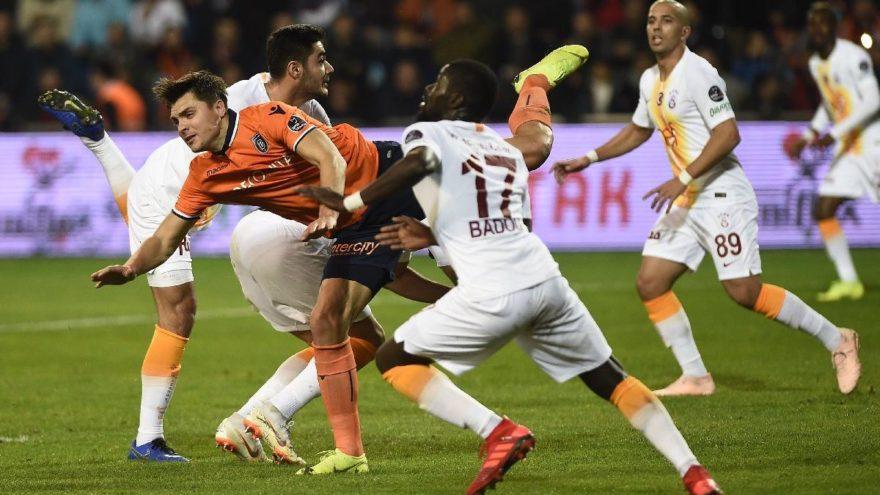 Başakşehir - Galatasaray maç sonucu