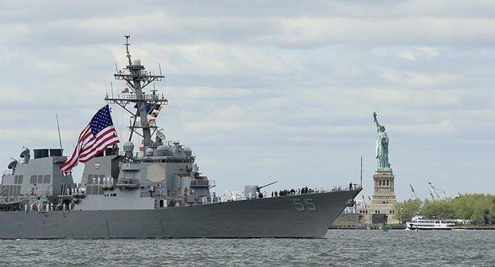 ''ABD Donanması Rusya ile savaşsa yenilir''