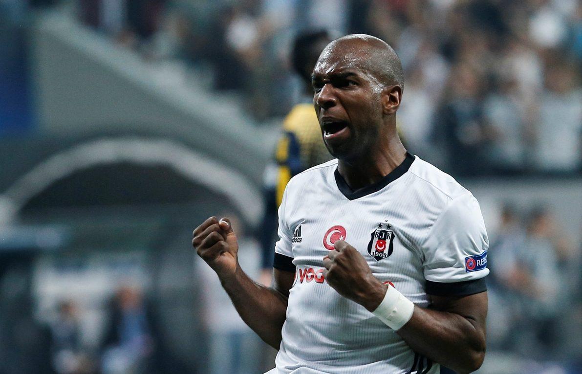 Beşiktaş'tan Babel'e yeni sözleşme