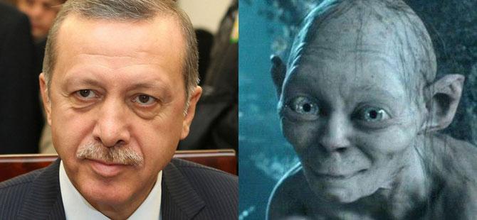 Erdoğan'ın Gollum davaları bitmiyor