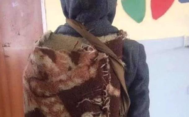Yoksulluğun fotoğrafını paylaşan öğretmen görevden alındı!