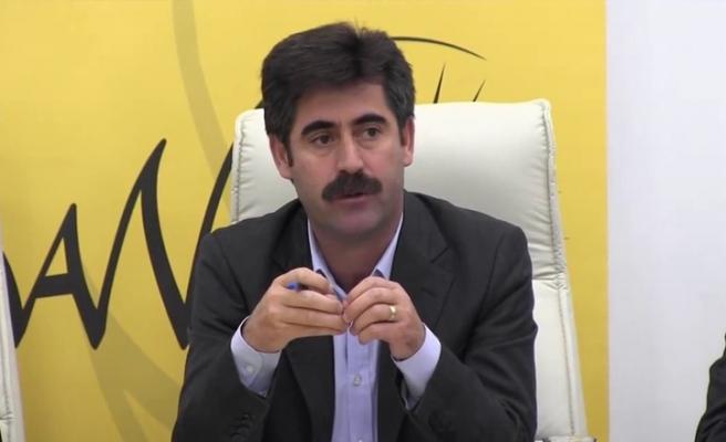 Eski Van Büyükşehir Belediyesi Eşbaşkanı Kaya''yahapis cezası!