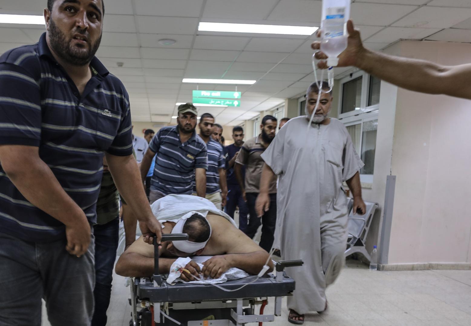 İsrail''den Gazze''ye hava saldırısı