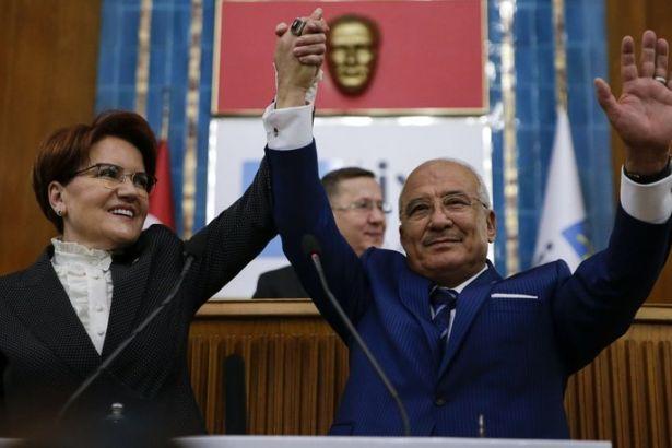 Mersin''de adaysız kalan İyi Parti''nin önünde iki seçenek var